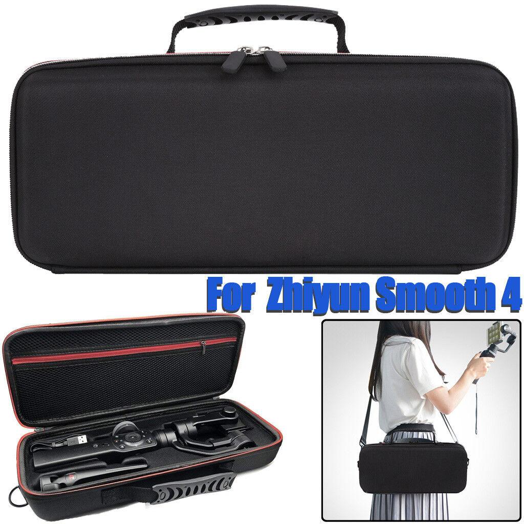 Waterproof Hard Case Carrying Shoulder Bag Predective Bag for Zhiyun Smooth 4