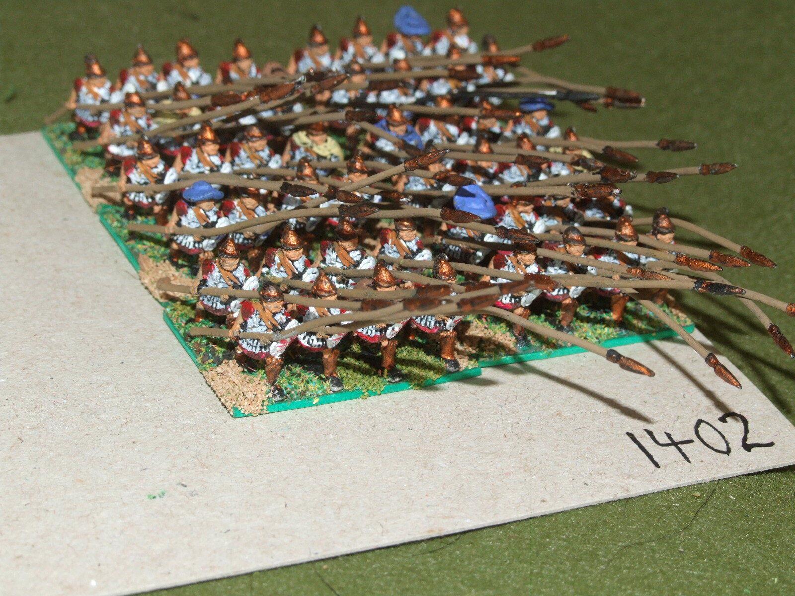 15 klassische   mazedonisch - fuß - gefährten 48 infanterie - inf (a1402)
