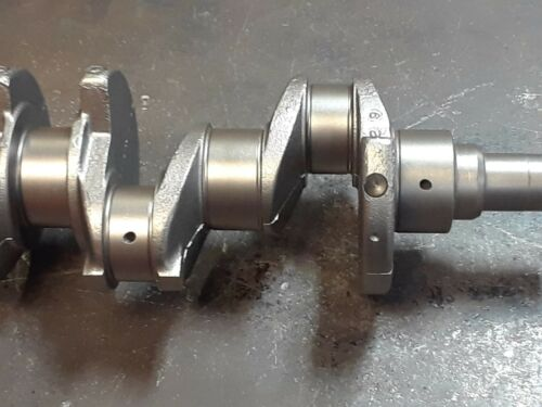 Rare Ford 2.0 Crankshaft fits SCCA//Vintage Ford//2000; Sports//2000; Cosworth YB