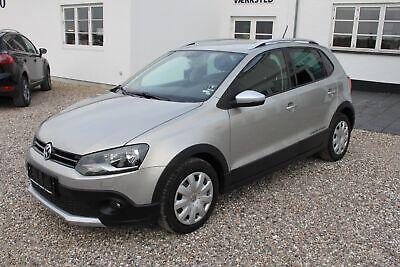 Annonce: VW Polo Cross 1,6 TDi 90 - Pris 83.500 kr.
