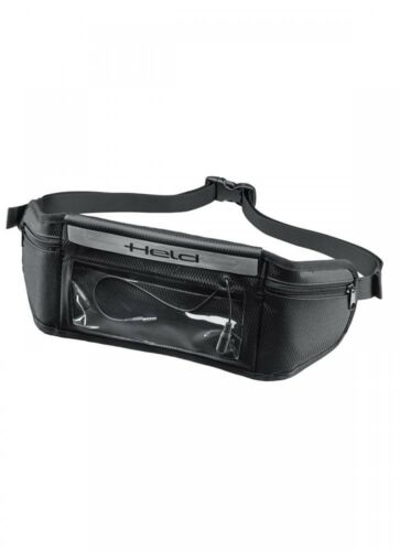 Héros Hip Belt moto ceinture sac étanche smartphone sac noir neuf