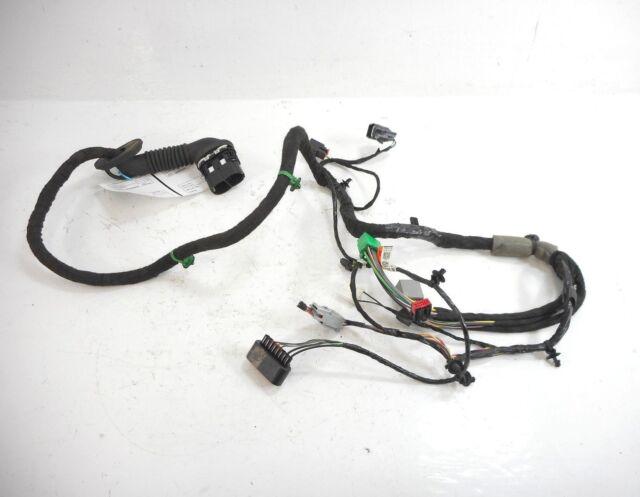 14 2014 Ford Focus Front Driver Left Door Wiring Wire