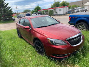 2013 CHRYSLER 200 S  *OUT PROVINCE *
