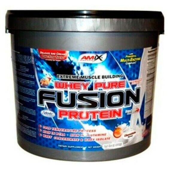 Amix Whey Pure Fusion 4 kg
