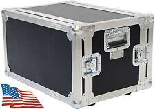 "ATA Kent Custom Flight Road Live In Case Trace Elliot AH600-7 Bass Amp Head 1/4"""