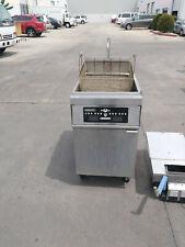 Hobart 1hg85cf With Filtration System Gas Deep Fryer