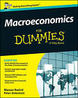 Macroeconomics for Dummies, UK Edition by Manzur Rashid, Peter Antonioni (Paperback, 2014)