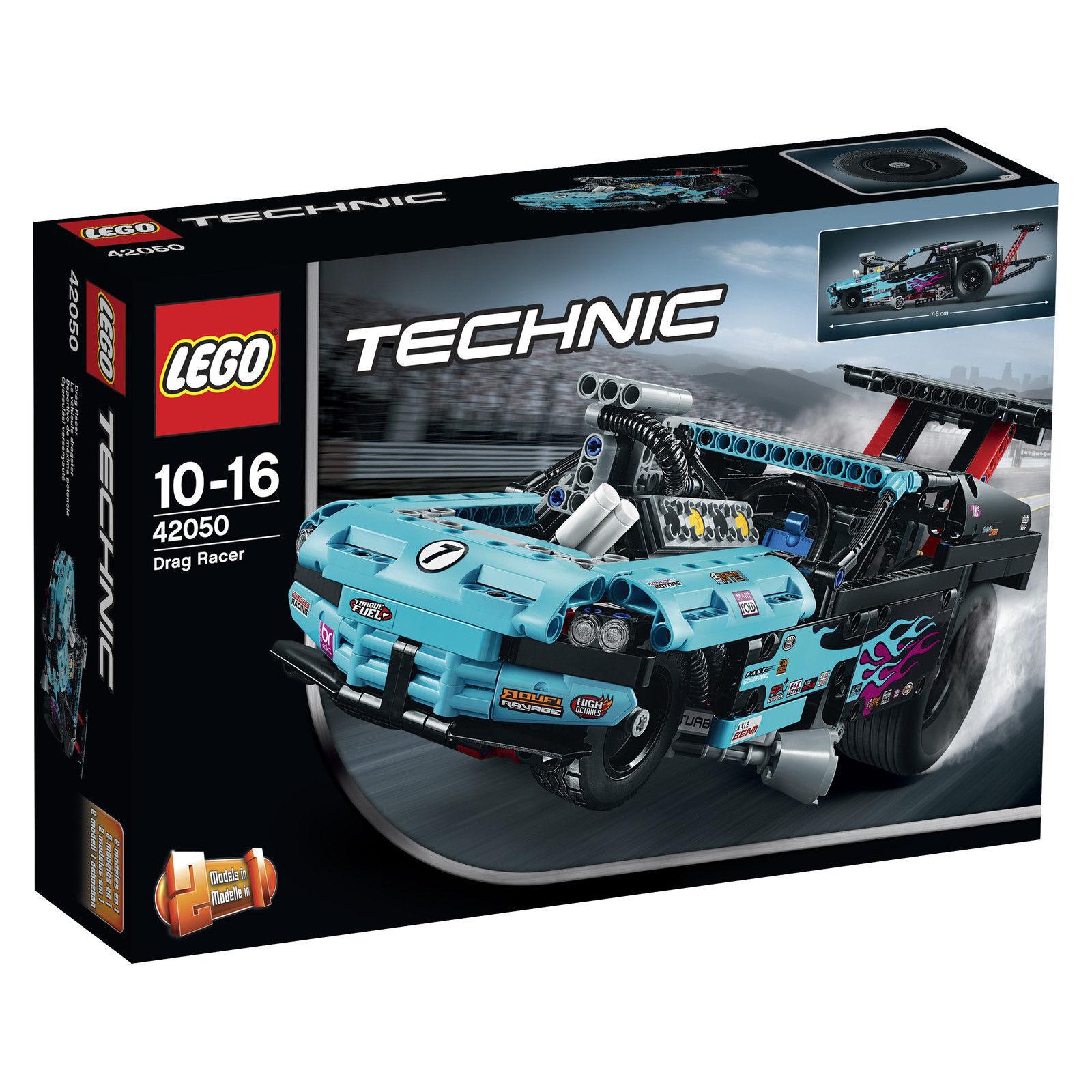 LEGO 42050 Technic Drag Racer - NEU