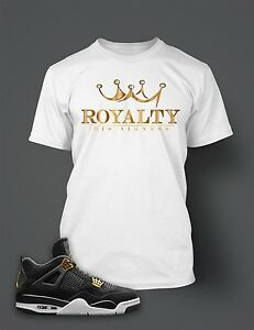 52358e3d9a8 T Shirt to Match Air Jordan 4 Royalty Shoe Easy Money Graphic Tee ...