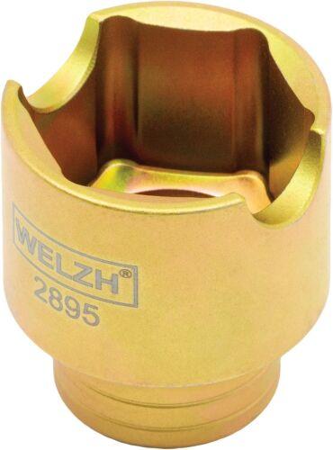 Ford Transit fuel filter socket 32mm diameter MK8 2.0 TDCi 2016 on Welzh 2895-WW