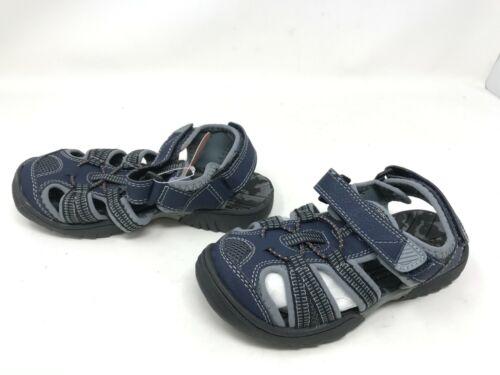 Boys Sonoma 68644 457C Gallop Navy Fisherman Sandals