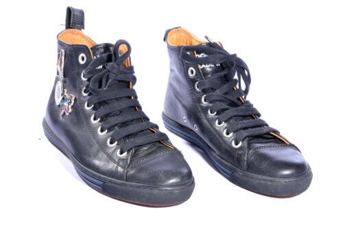 Dsquared Damen Stiefelette Stiefel Boots Gr. 38,5 Nr. 2-J 1272