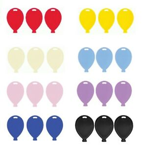Balloon Shape Weights Plastic Wedding Birthday Event Party Decorations Oaktree