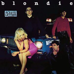 BLONDIE-plastic letters (LP) VINILE LP NUOVO