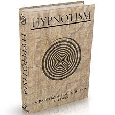 88 Rare Old Hypnotism Books on DVD NLP Hypnosis Mesmerism Mind Control Hypnotist
