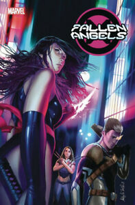 FALLEN-ANGELS-1-Marvel-Comics-1st-Print-New-NM-Bagged-amp-Boarded
