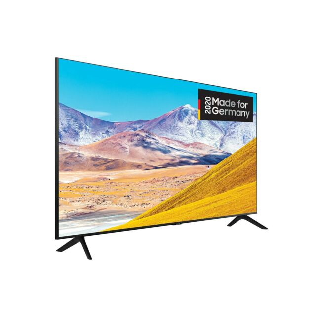 "Samsung GU75TU8079U 189cm 75"" UHD DVB-C/S2/T2 HD PQI 2100 SMART TV"