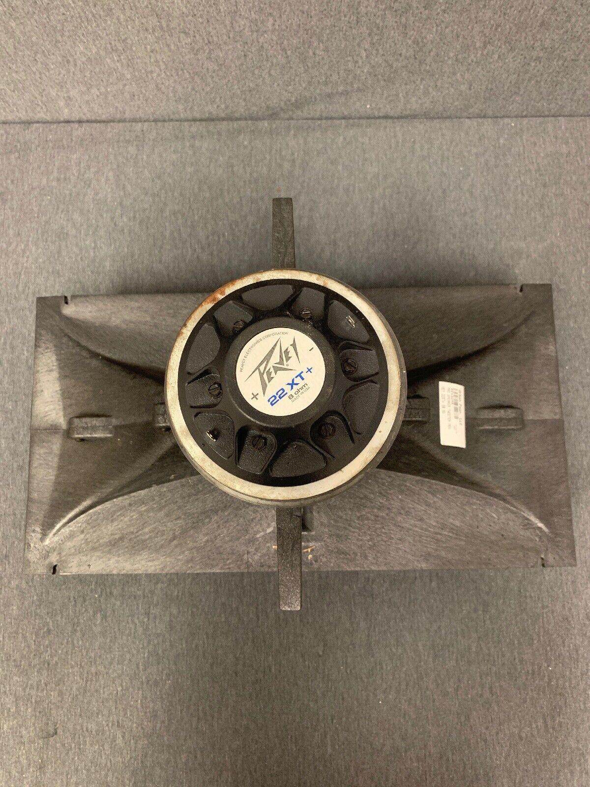 Peavey 22XT Rare Clean Original Tweeter Horn Speaker