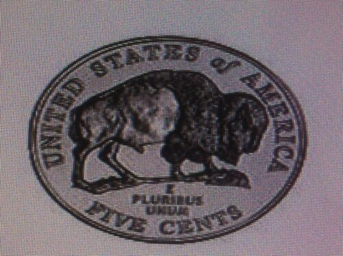 """2005-P /""""American bison/"""" Westward Journey Nickel Series"""