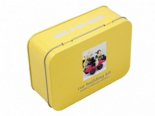 Car Builder in a tin vehicle construction toy Apples to Pears Gift in a tin