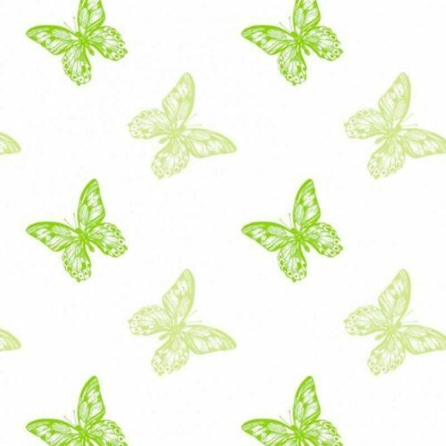 80cm Wide Cellophane Two Tone Green Butterfly Film Roll Gift Wrap Cello 100m