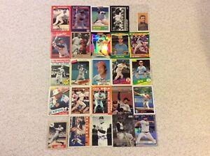HALL-OF-FAME-Baseball-Card-Lot-1976-2019-JOHNNY-BENCH-JOE-DIMAGGIO-HONUS-WAGNER