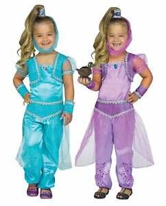 girl 039 s glimmer genie halloween costume shimmer
