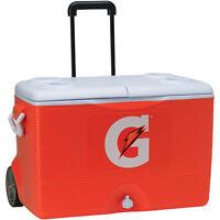 Gatorade 60 Quart Ice Chest On Wheels on Sale