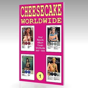 CHEESECAKE-Worldwide-No-1-Vinyl-Records-Album-Covers-Worldwide-1947-1999