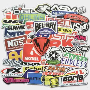 100Pcs-Auto-Car-Parts-NHRA-Drag-Racing-Vinyl-Graphics-Stickers-Bomb-Decals-Sheet