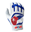 9N3-Country-Flags-Batting-Gloves-Goat-Leather thumbnail 5