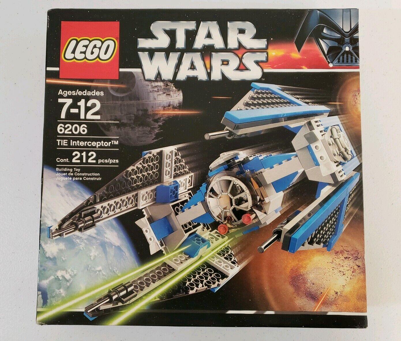 Lego Tie Interceptor (10131) NEUF