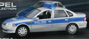 OPEL Vectra B - 1995/2002 - Police - Atlas 1:43