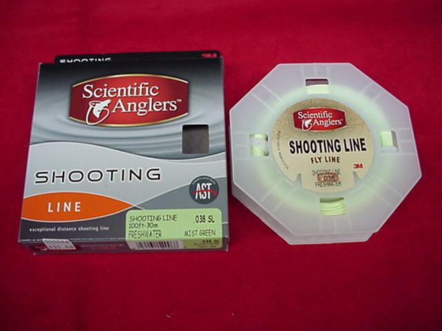 Scientific Anglers Fly Line .038 Floating Shooting Line