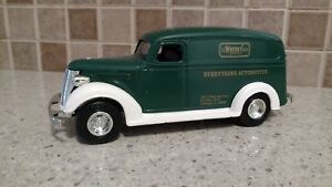 134 Jc Whitney Co 1938 Gmc Panel Truck Diecast Collectible Bank
