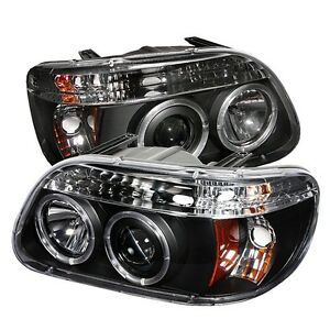 Image Is Loading Spyder Auto 95 01 Ford Explorer Led Halo