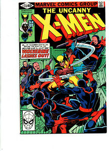 Uncanny-X-Men-133-Wolverine-vs-Hellfire-1980-Near-Mint