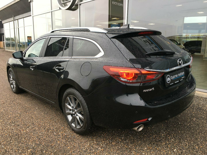 Mazda 6 2,0 Sky-G 165 Premium stc. aut. - billede 3