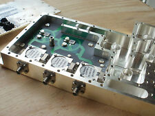 3400 Mhz 9cm amateur band Filter combiner unit  with 3 internal isolators   Z360