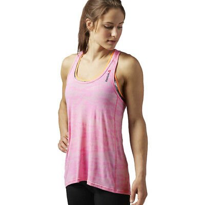 Reebok Lths Crossfit Muscle Tank Top Womens workout