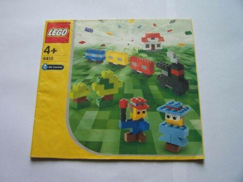 Instruction Nr 4410 LEGO® Bauanleitung