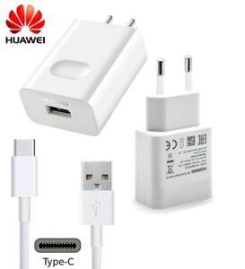 Détails sur Original 2 A Rapide Chargeur & Câble Pour Huawei P20 P30 Pro Mate 9 10 20 Lite afficher le titre d'origine