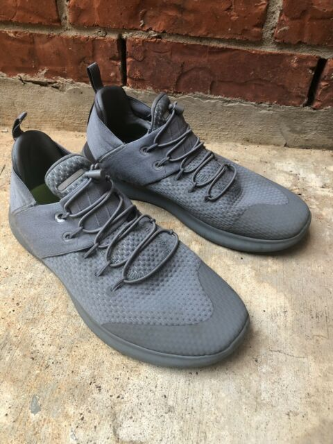 the best attitude fc577 021bc Nike Free Run Commuter Grey Slip On Running Shoes 880841-002 Mens Size 10