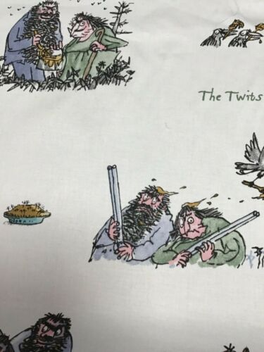 Roald Dahl el Gordo Tela