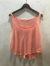 Wildfox Couture NWD NWOT WMNS ESSENTIAL Tank Color Red Sz XS