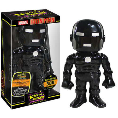 Hikari Iron Man Stealth Japanese Vinyl Figure Iron Man