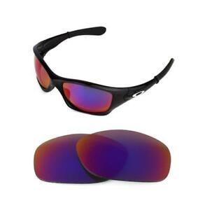 ab7ea7242d NEW POLARIZED CUSTOM LIGH RED LENS FOR OAKLEY PIT BULL SUNGLASSES