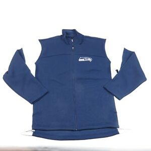 G-III NFL Seattle Seahawks Adult Men Halftime Full Zip Jacket 2XL  65d6f1262