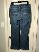 Faded Glory Women's Jeans/ Size 12/ Boot Cut