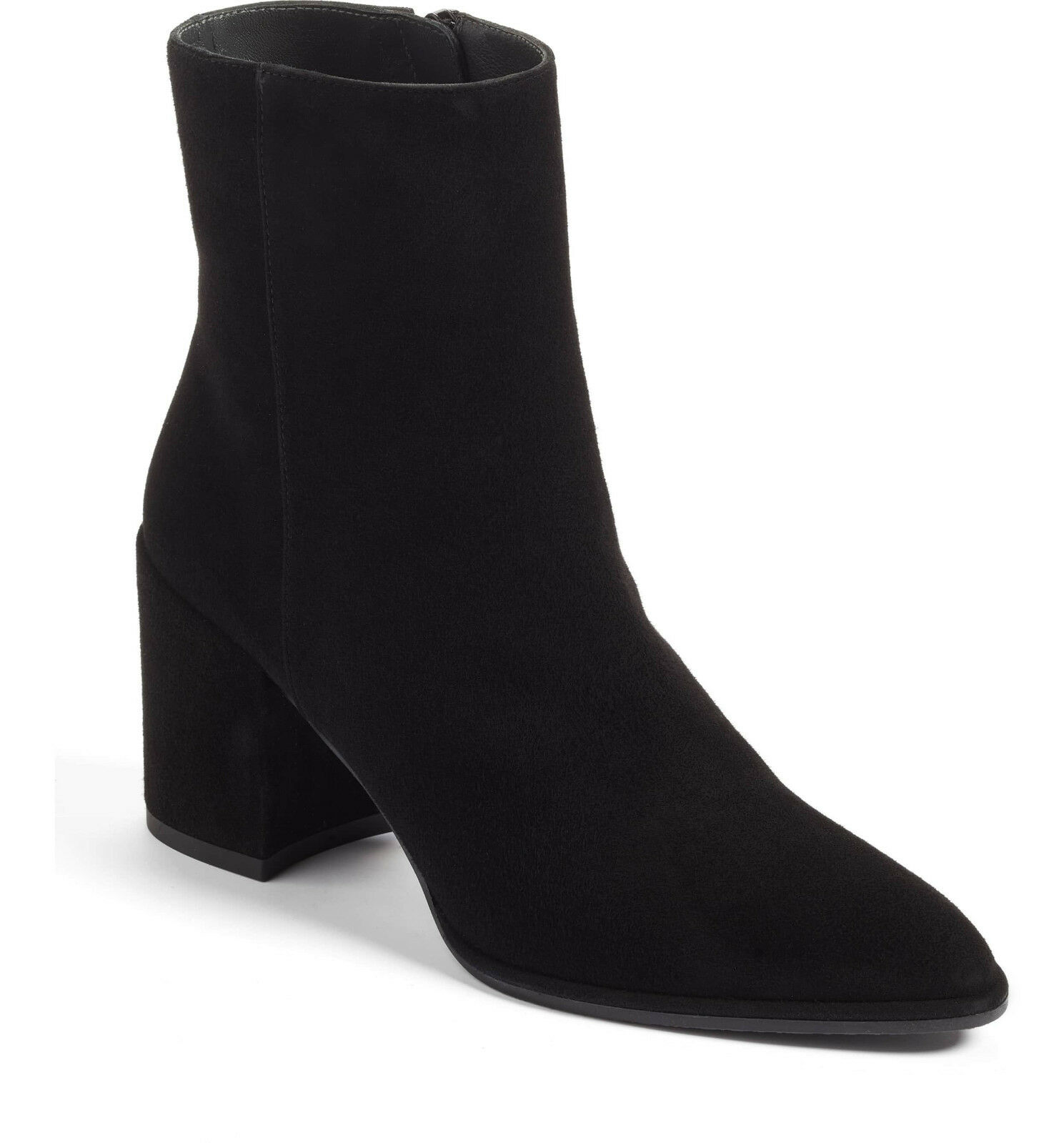 Stuart Weitzman notazzie botaie Mujer Gamuza Botín Negro Talla Talla Talla 10  575 62a5fa